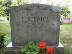 Ada G Pat <i>Suprynowicz</i> Giniewicz