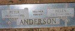 Helen Winifred <i>Hopson</i> Anderson