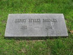 Henry Styles Bridges