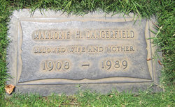 Marjorie H Dangerfield