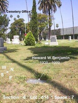 Howard Benjamin