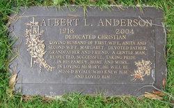 Albert Lesley Anderson