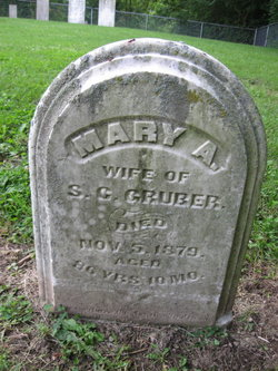 Mary A. Gruber