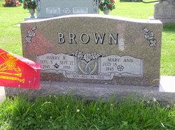 Harry Rhett Brown