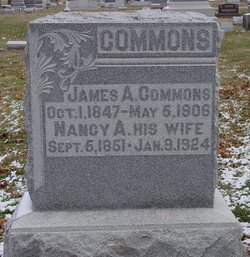 James A. Commons