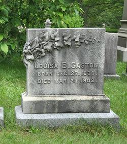 Louisa <i>Beecher</i> Gaston