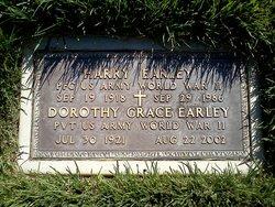 PFC Harry Earley