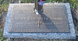 Helen Elizabeth Simons