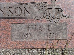 Ella Elsie Swanson