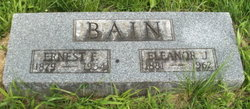 Ernest Fenton Bain