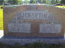 William David Forsythe