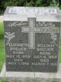 Elizabeth <i>Steimel</i> Breuer