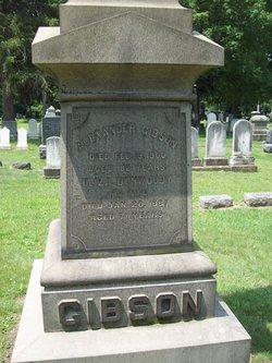 Eliza <i>Dunwoody</i> Gibson