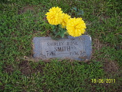Shirley Rose Smith