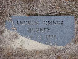 Andrew Griner Burney