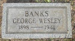 George Wesley Banks