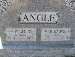 LeRoy George Angle