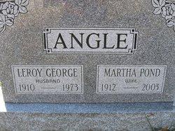 Martha <i>Pond</i> Angle