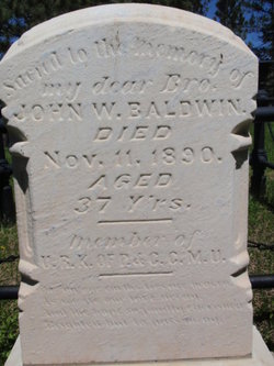 John W. Baldwin