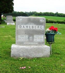 Axel Andrew Dahlberg
