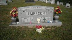 Viona E <i>Blevins</i> Emerson