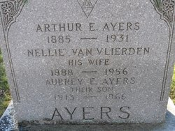 Nellie <i>Van Vlierden</i> Ayers