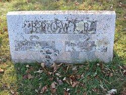 Rhoda A <i>Cole</i> Brower