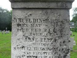 Samuel Dinsmoor, Jr