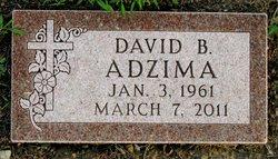 David B. Adzima
