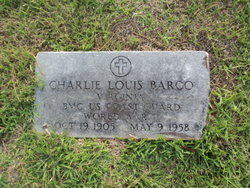 Charlie Louis Barco