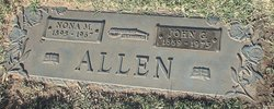 John Gail Allen