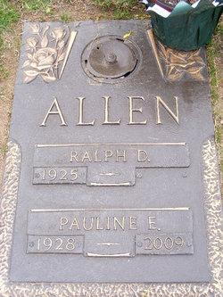 Pauline Elizabeth Allen