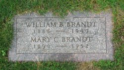 Mary C <i>Noonan</i> Brandt