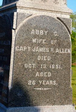 Abby C Allen