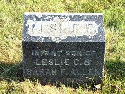 Leslie F Allen