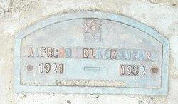 Alfred Blackshear