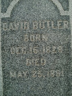 David Christy Butler