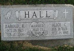 Harold R. Hall