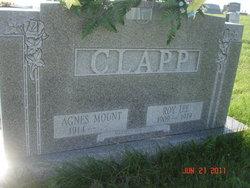 Agnes <i>Mount</i> Clapp