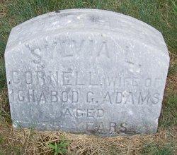 Sylvia L <i>Cornell</i> Adams