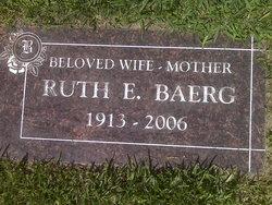 Ruth Elizabeth <i>Loven</i> Baerg