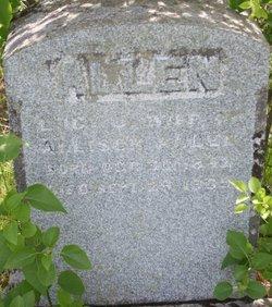 Lucy J. <i>Clark</i> Allen