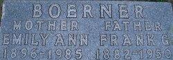 Emily Ann <i>Harman</i> Boerner