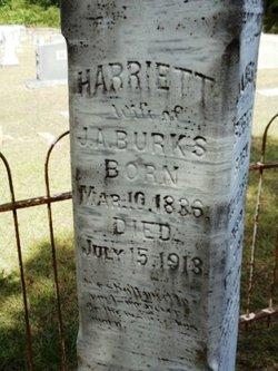 Harriett <i>Todd</i> Burks