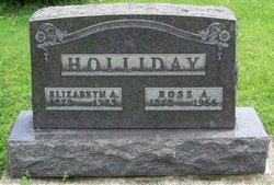 Ross A. Holliday
