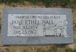 Jane Ethel Hall