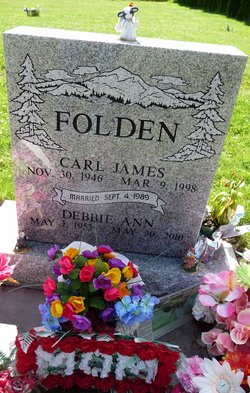 Carl James Folden