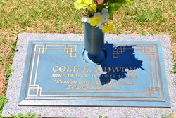 Cole Edward Adwon