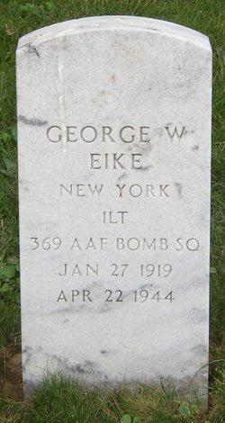 Lieut George W Eike
