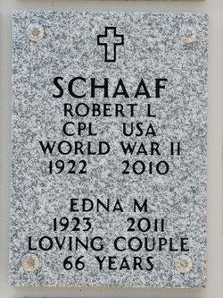 Robert L. Schaaf